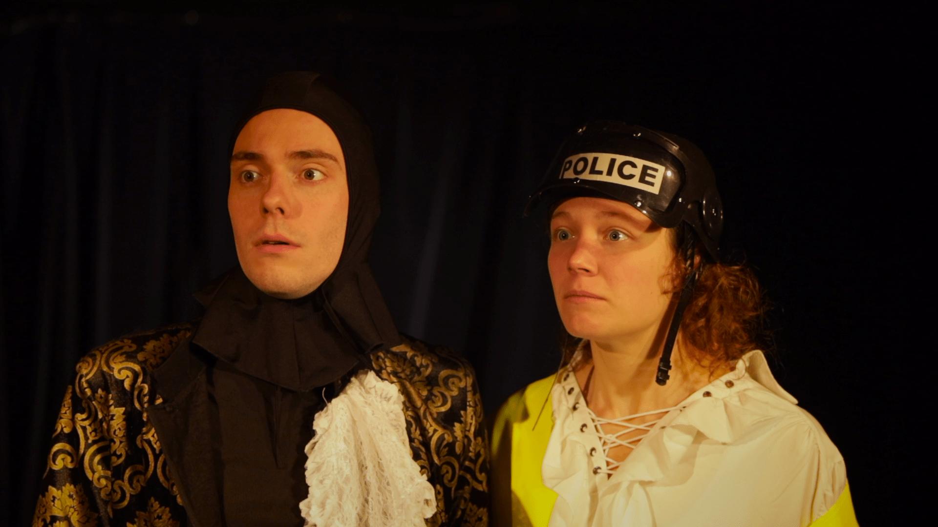 Le Misanthrope à l'Elysée avec Robin Egloffe et Joséphine Hazard